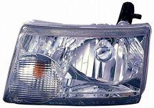 2004-2009 Ford Ranger New Left/Driver Side Headlight Assembly