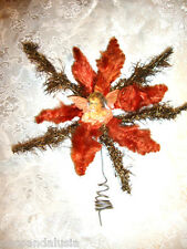 1900-1930 ANTIQUE CHRISTMAS ORNAMENT ANTICA DECORAZIONE DI NATALE ANGELO ALATO