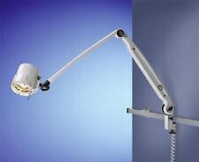 Waldmann Halux 50 Articulated Arm Wall Mount Exam Light