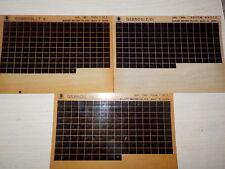 LOT MICROFICHES SUZUKI GS 850.