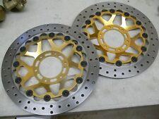 Ducati Corsa Deep offset Cast Iron Rotors