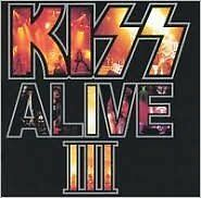 KISS : ALIVE 3 (CD) Sealed