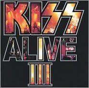KISS : ALIVE 3 (CD) Sealed