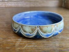 More details for charming eliza simmance doulton lambeth shallow bowl superb mint condition