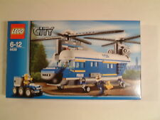 Lego City 4439 Heavy Lift Helicopter- BNISB - Recommended age 6 to 12