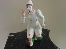 Royal Doulton The Joker Figurine HN2252 - Retired 1992 - Clowns Series