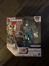 BRAINSTORM Transformers Generations 30th Voyager Class Autobot Figure 2014