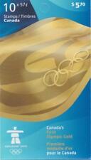 Canada 2010 BK424 #2372i - Canada Strikes Gold - Unused