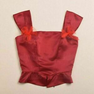 Woman Wench Queen Corset Vest Renaissance Tops Maiden Vest Slim Medieval Costume
