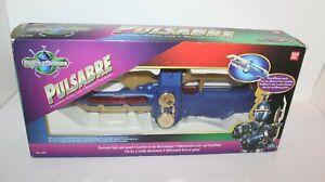 Saban's BeetleBorgs Pulsabre Boxed 1997 Bandai