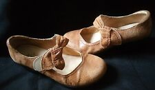 """Alegria By PG Lite """"Belle"""" Clogs Tan Suede Glitter Mary Jane Size 38 US 8-8.5"""
