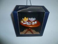 Reutter Porzellan Miniature Breakfast Table Set