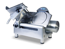 """New 12"""" Meat Cheese Deli Slicer Gear Driven Stainless Steel Pro-Cut Kms-12 #9908"""