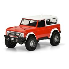 1973 Ford Bronco Clear Body: 1/10 Rock Crawler Pro-Line 3313-60