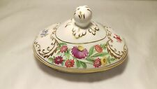 Hammersley Dresden Sprays Large Teapot LID ONLY - REPAIRED
