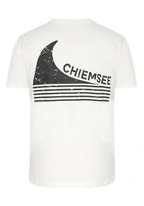 CHIEMSEE Perka T-Shirt Men   Star White   NEU