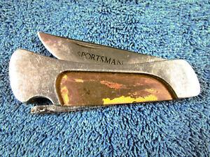 Valor Sportsman 4000315 Japan Folding Knife 160-58-2