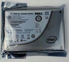 """Dell Intel SSD DC S3500 Series 160 GB 2.5"""" Sata Hard Drive SSDSC2BB160G4T"""