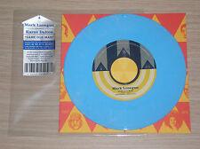 """MARK LANEGAN COVERS KAREN DALTON - SAME OLD MAN - 45 GIRI 7"""" BLUE VINYL"""