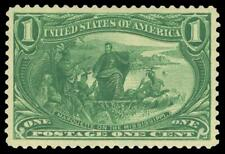 MOMEN: US STAMPS #232 MINT OGph PSE GRADED CERT XF-SUP 95