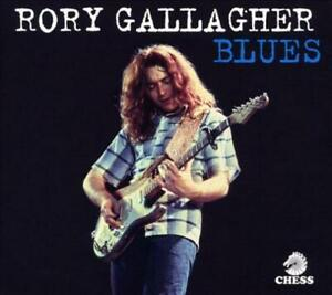 RORY GALLAGHER - THE BLUES NEW CD