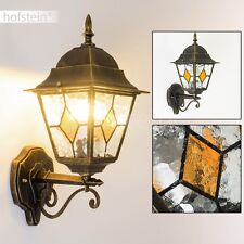 Applique murale Lanterne de jardin Luminaire extérieur Lampe de balcon 156511