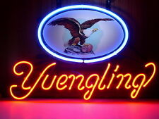 """New Yuengling Eagle Lager Beer Neon Sign 19""""x15"""""""