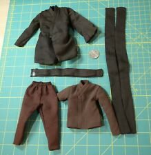 Hot Toys 1/6 Scale Anakin Skywalker MMS486 Sith Dark Side Clothes Set