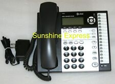Atampt 4 Line Small Business System Corded Phone 1040