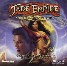 Jade Empire Soundtrack Autographed by Jack Wall of Mass Effect & Call of Duty