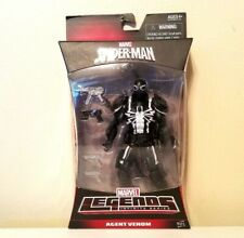 HASBRO MARVEL LEGENDS WALGREENS EXCLUSIVE AGENT VENOM W/TENDRILS AND WEAPONS