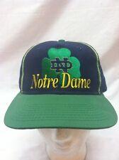 Vtg Notre Dame Fighting Irish Snapback hat cap rare  THE GAME
