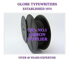 1 x 'OLYMPIA TRAVELLER DELUXE' *PURPLE* TOP QUALITY *10 METRE* TYPEWRITER RIBBON