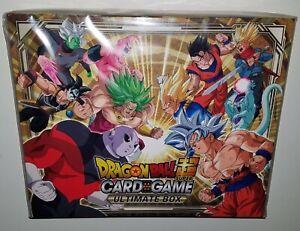 Bandai Dragon Ball Super Card Game BE03 ULTIMATE BOX Boxed Set New Sealed