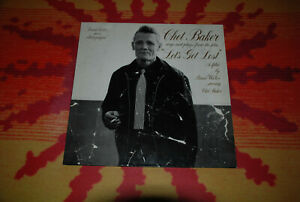 ♫♫♫Chet Baker sings and plays from the Film - Let`s get Lost Novus PL83054 LP♫♫♫
