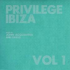 PRIVILEGE IBIZA = Axwell/Mason/Dubfire/Deadmau5/Luciano...=2CD= groovesDELUXE !!