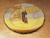 "Vintage Royal Doulton England Cabinet Plate SHYLOCK  10 1/2"" NICE See photos"