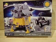 COBI Eagle Apollo Lunar Module Lander Rover astronaute Mini Figures Blocks NASA