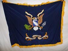flag996 WW 2 US Army 370th Regiment Infantry Flag W10F