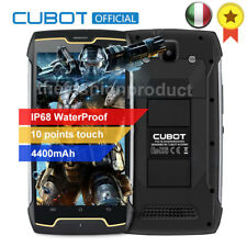5'' Android 7 Cellular Cubot Kingkong 8Core 16GB Antipolvere Antiurto Smartphone