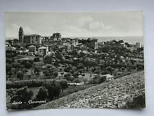 SIROLO Panorama Ancona vecchia cartolina