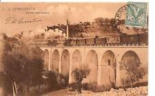 MACERATA  -  Viadotto della Ferrovia