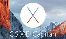⏩ MacOs Mac OS X 10.11 El Capitan Installer - Instant ⏩ Premium Download For USB