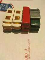 Lesney Matchbox Lot of 5 Vintage Superfast  4 made in England 5  cars total