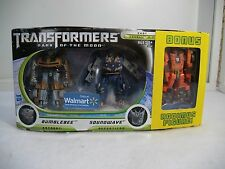 TRANSFORMERS DOTM BUMBLEBEE SOUNDWAVE RODIMUS WALMART EXCLUSIVE DARK OF THE MOON