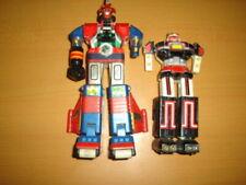 LOT DE 2 robots POPY Denziman GB-14 DX MCG bandai Godaikin popy +BIOMAN