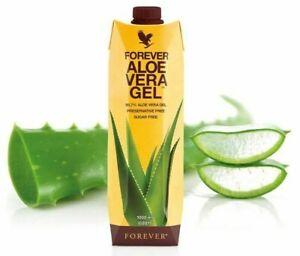 1x  Forever Aloe Vera Gel ORIGINAL Tetra Pak