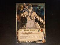 Naruto CCG - Zabuza Momochi [Roar Of The Ogre] 034 Super Rare NM