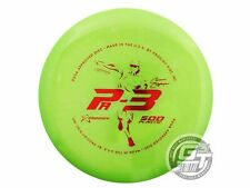 New Prodigy Discs Le 2020 500 Pa3 174g Lime Red Foil Putter Golf Disc