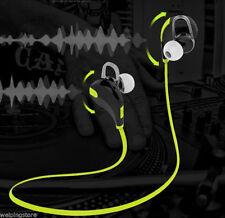 Newest Wireless Bluetooth Headphone Sport Handfree Headsets For iPhone Samsung
